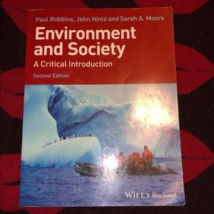 Environment and Society textbook